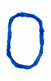 Гавайское синее ожерелье