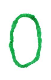 Зеленое гавайское ожерелье