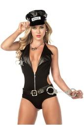 Костюм Привлекательной полицейской
