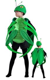 Костюм зеленого Кузнечика