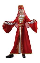 Детский костюм Кавказской девочки