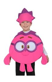 Детский костюм Ежика из Смешариков
