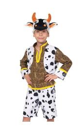 Детский костюм пятнистого Бычка