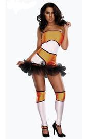 Взрослый костюм Рыбки-клоуна
