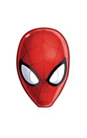 Набор масок Человек Паук 6 шт