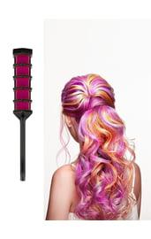 Розовый мелок для волос