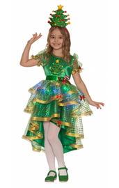 Детский костюм Елочки Лучистой
