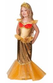 Детский костюм Рыбки Золотой