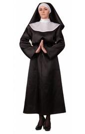 Взрослый костюм кроткой Монашки