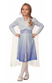 Детский костюм королевы Эльзы Холодное сердце