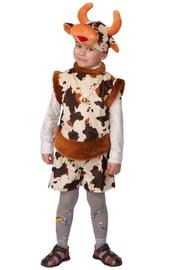 Детский костюм Бычка Храбреца