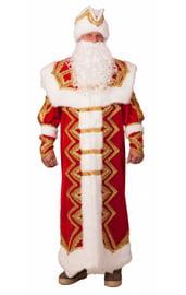 Взрослый костюм Великолепного Деда Мороза