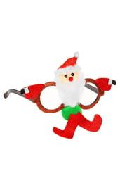 Очки карнавальные Дед Мороз