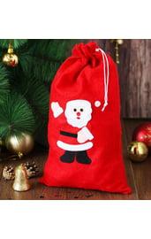 Новогодний мешок Дед Мороз