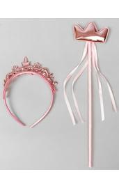 Розовый набор принцессы