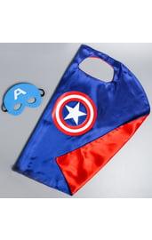 Детская фотобутафория Капитан Америка