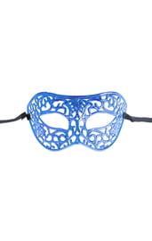 Голубая маска Загадка