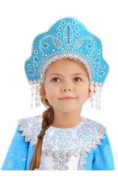 Детский кокошник Сударушка