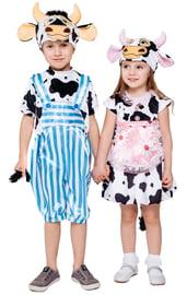 Детский костюм Теленка Борьки