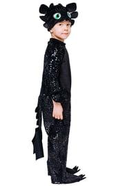 Детский костюм Черного дракона