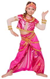 Детский костюм Восточной принцессы в розовом