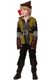 Детский костюм храброго Робин Гуда
