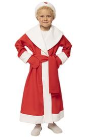 Детский костюм Дедушки Мороза