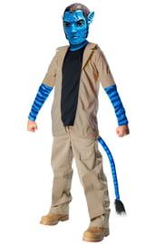 Детский костюм Джека из Аватара