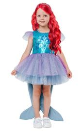 Детский костюм прекрасной Русалочки Ариэль