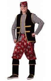 Взрослый костюм Пирата