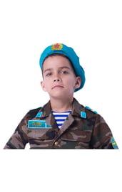Детский берет десантника