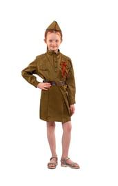 Костюм военной санитарки детский
