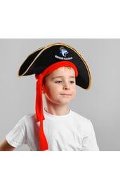 Детская шляпа морского разбойника