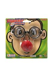 Набор смешного клоуна