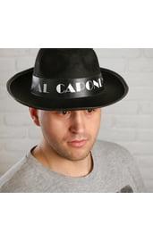 Шляпа Алькапоне