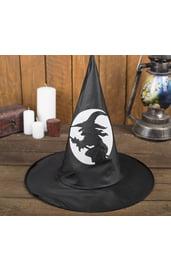 Шляпа ведьмы светящаяся