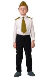 Детский солдатский набор хаки