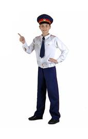 Детский костюм милиционера