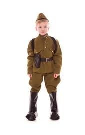 Набор №1 Детский костюм солдата Dlx
