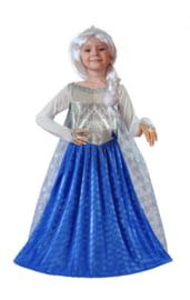 Детский костюм Эльзы из м/ф Холодное сердце