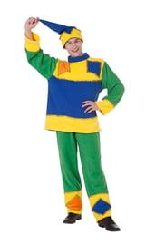 Взрослый костюм весёлого Скомороха