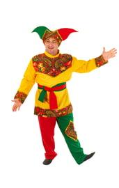 Взрослый костюм царского скомороха