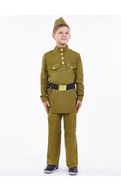 Детский военный костюм для мальчика