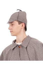 Взрослая шапка Шерлока