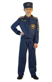 Детский костюм МЧС Спасателя