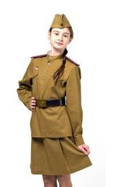 Форма офицера пехоты для девочки