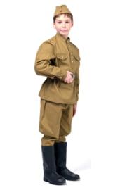 Форма пехотинца для мальчика