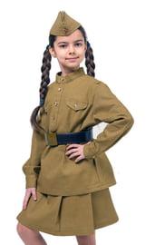 Форма пехотинца для девочки