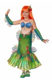 Детский костюм русалочки для девочек