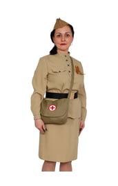 Костюм военной отважной медсестры